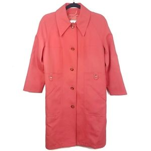 Vintage Misty Harbor Any Weather Mod Trench Coat